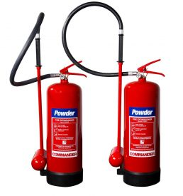Special Powder Fire Extinguishers for Metal and Lithium Fires